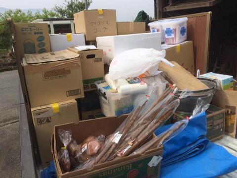 熊本地震 災害緊急支援募金