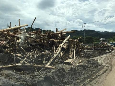 福岡県朝倉市災害支援募金